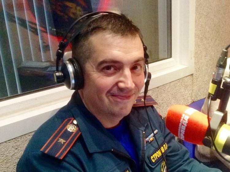 Павел Стромов приходил к нам на радио и рассказывал о том, как в городе некоторые чиновники уничтожают все живое.