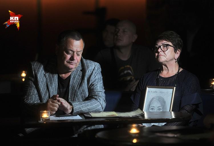 Приставы наложили арест на счета родителей Жанны Фриске