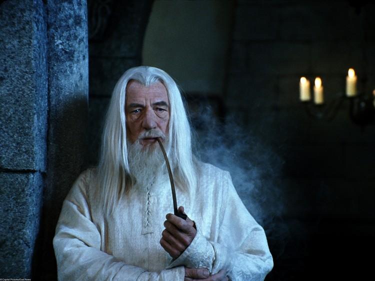 Британский актер сэр Йен Маккеллен знаменит по роли Гэндальфа во «Властелине колец»