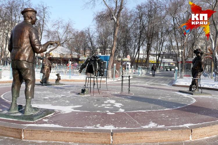 На Цветном бульваре Тюмени 4 ноября пройдут праздничные мероприятия.
