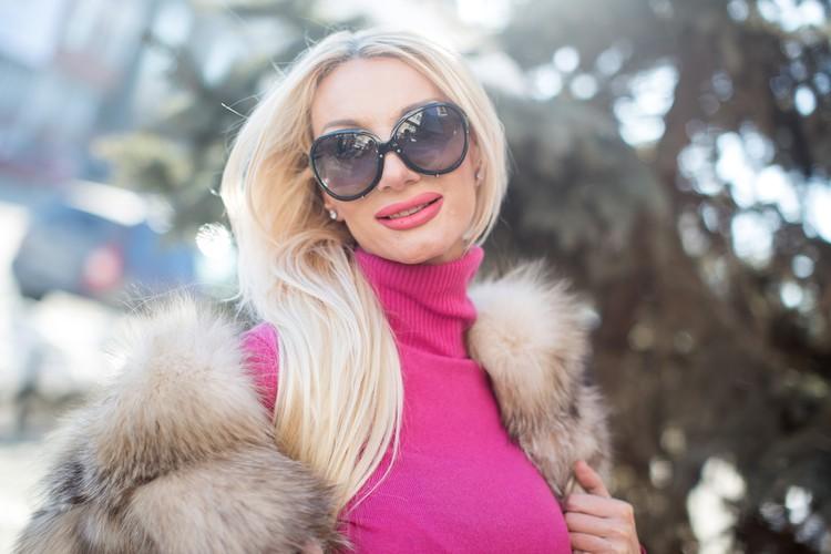 Лариса Сладкова объявила, что идет в большую политику.