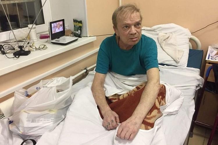 """Последнее интервью актер дал """"Комсомольской правде""""."""