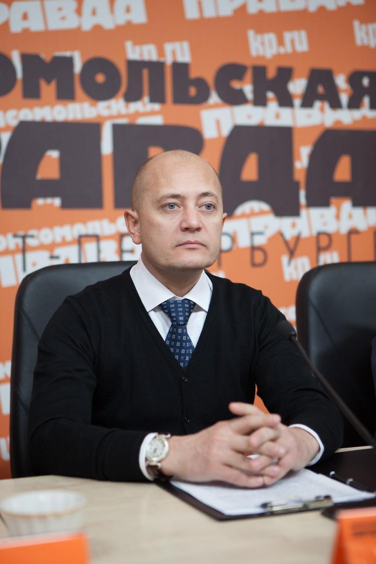 Андрей Гетманов.