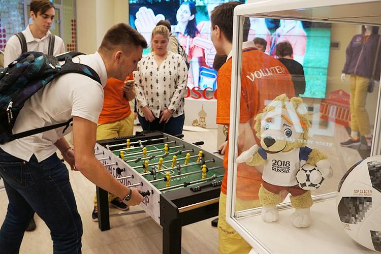 Чемпионат мира по футболу-2018 - одно из важнейших событий для волонтеров в следующем году