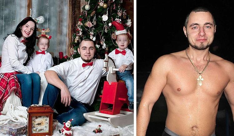 На кадрах семейной фотохроники Рита и Дмитрий изображали идеальную семью.