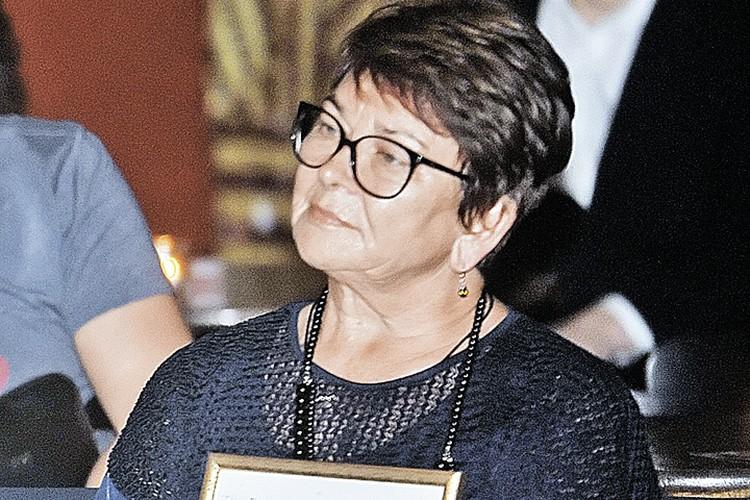Мама певицы Ольга Копылова нянчила внука первые два года.