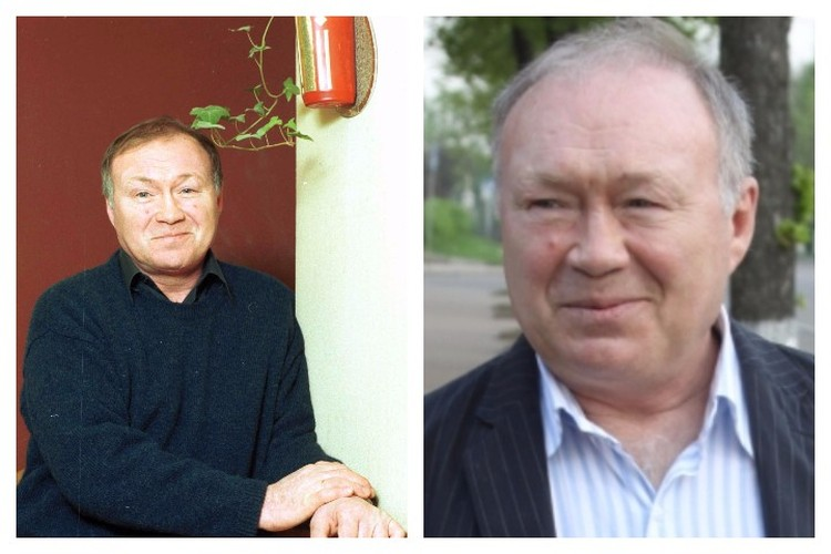 Юрий Кузнецов все еще играет в театре