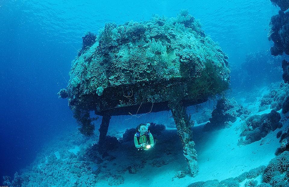 режим подводные дома картинки клей