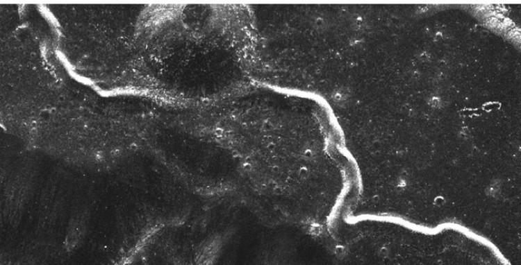 Лавовые трубы на Луне - выпуклые образования, тянутся на десятки километров.