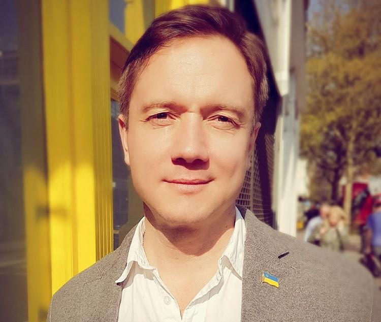 Сергей Капчук. ФОТО: Личная страничка в Facebook