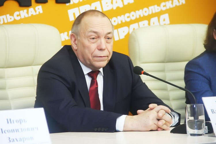 Ректор ННГУ Евгений Чупрунов.