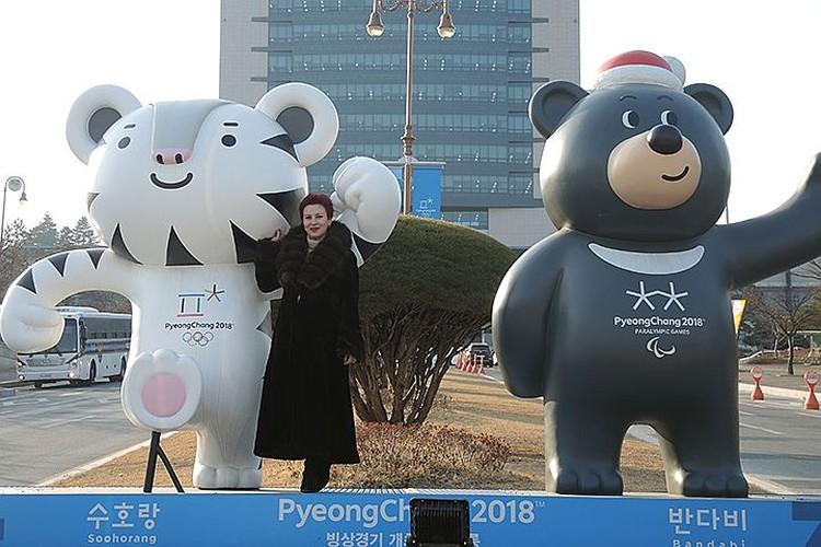 Наш спецкор Дарья Асламова передает из Южной Кореи