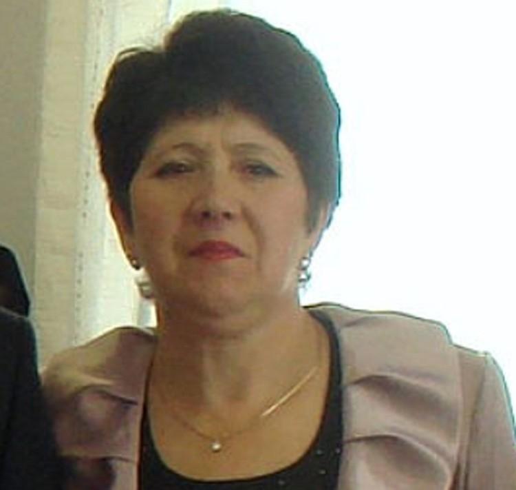Вера Блинникова