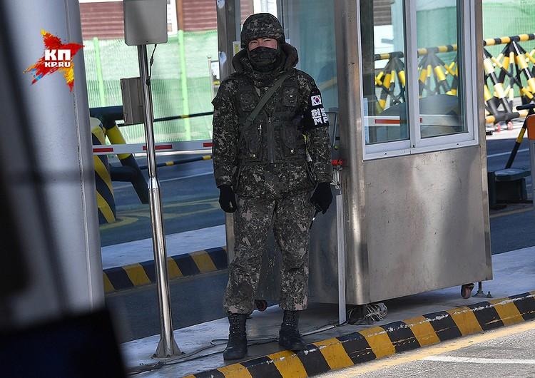 38 параллель разделяет Северную и Южную Корею. Это одна из самых закрытых и опасных границ в мире.