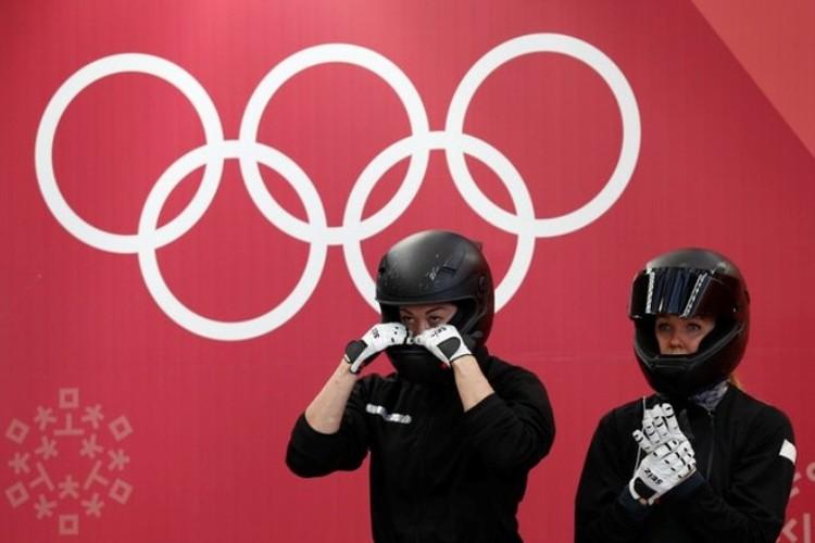 Надежда Сергеева и Анастасия Кочержова готовятся к старту на Олимпиаде в Пхенчхане
