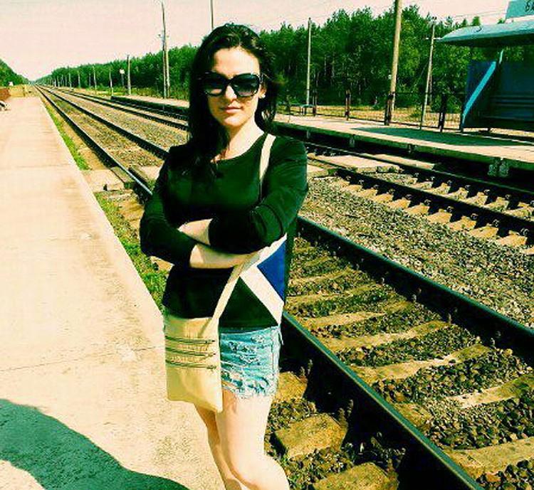 Теперь Виктории придется добираться к родителям в том числе железнодорожным транспортом.