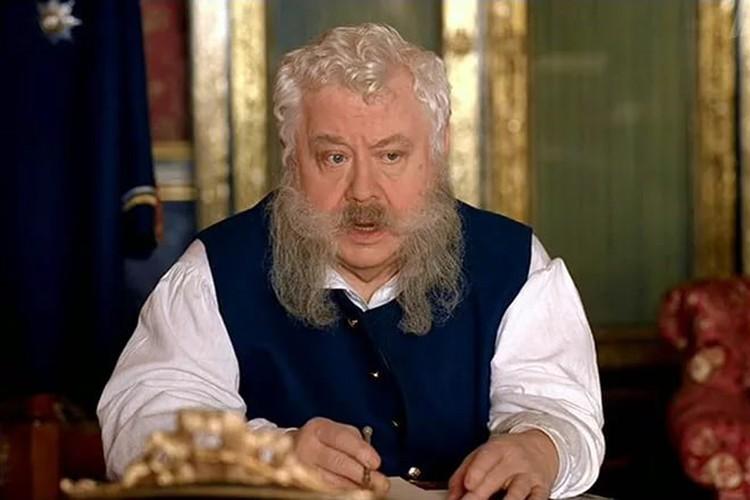 «Статский советник», генерал-губернатор Москвы, князь Долгорукий, 2005 год.