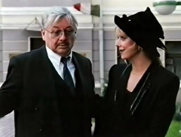 «Московские каникулы», итальянский посол, 1995 год.