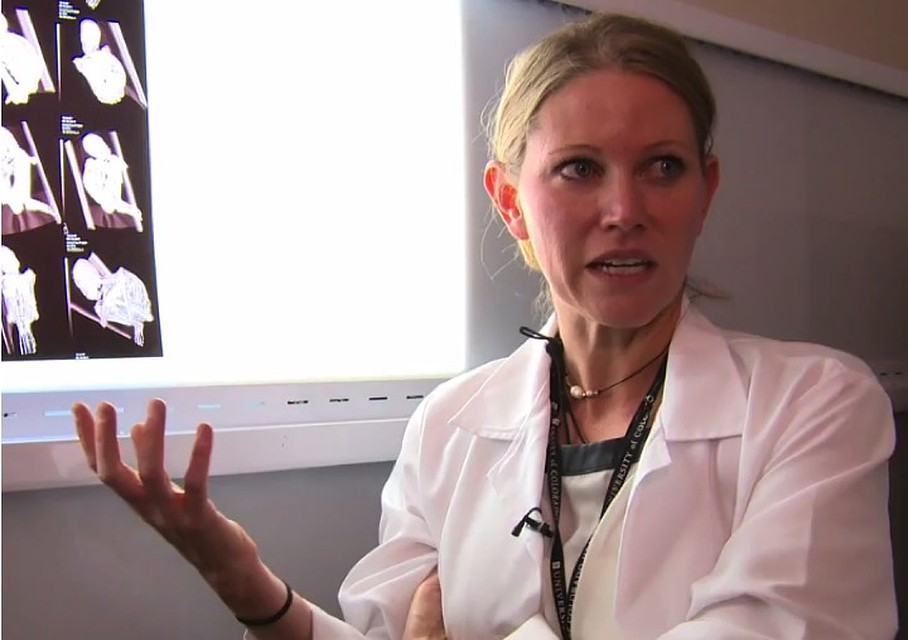 Скелет Марии не вызвал подозрений у ее тезки - Марии Джесси (Mary Jesse), рентгенолога из Медицинской школы Университета Колорадо (University of Colorado, School of Medicine).