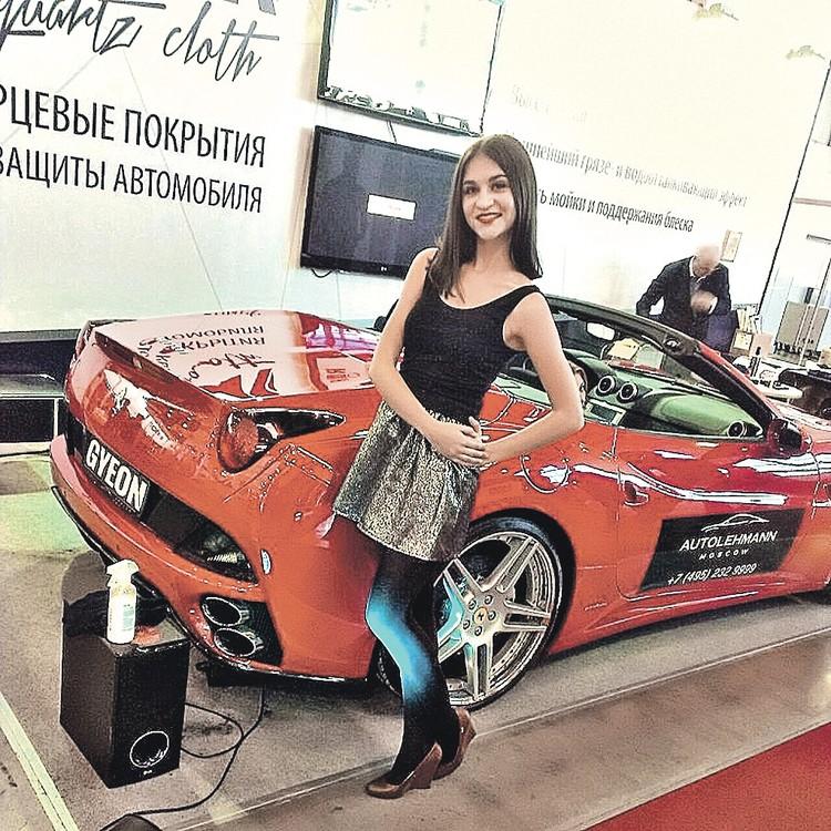 Ксения Старикова на конкурсе красоты заняла только 13-е место. Вот и подалась в «смежный» бизнес. Фото: ok.ru