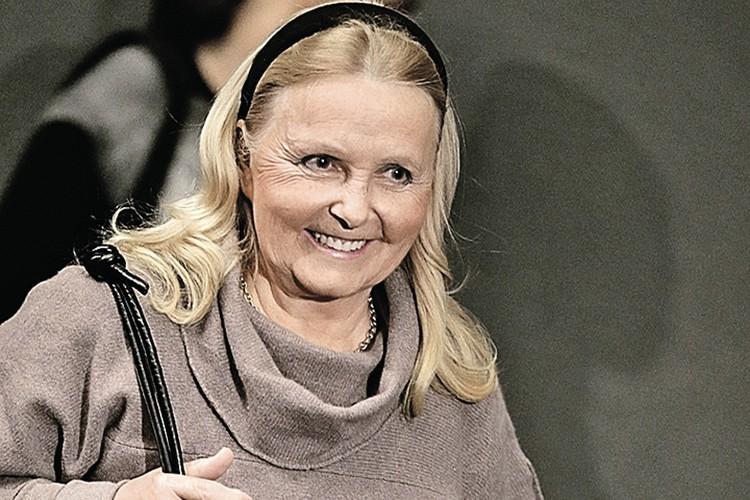 Первая супруга Олега Табакова Людмила Крылова. Фото: Артем ГЕОДАКЯН/TASS