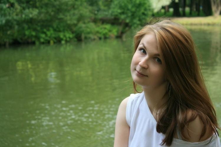 Эвелина: умница, красавица, студентка. Жизнь до теракта. ФОТО: соцсети
