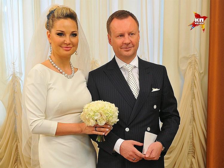 Март 2015 года, свадьба Марии Максаковой и Дениса Вороненкова.