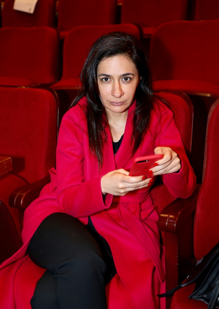 Председатель жюри – кинорежиссёр, сценарист, продюсер Анна Меликян.