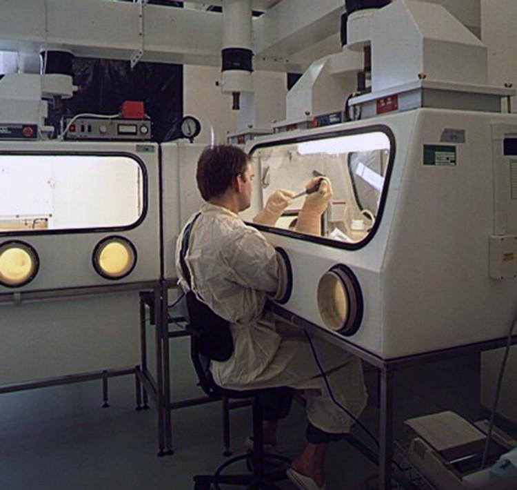 Научный парк «Портон Даун» является одним из самых закрытых и засекреченных объектов Великобритании.