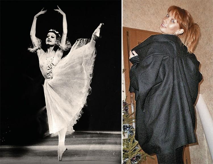 Елена Дмитриева танцевала в Мариинском театре. Сейчас ей 53 года, она работает балетмейстером.
