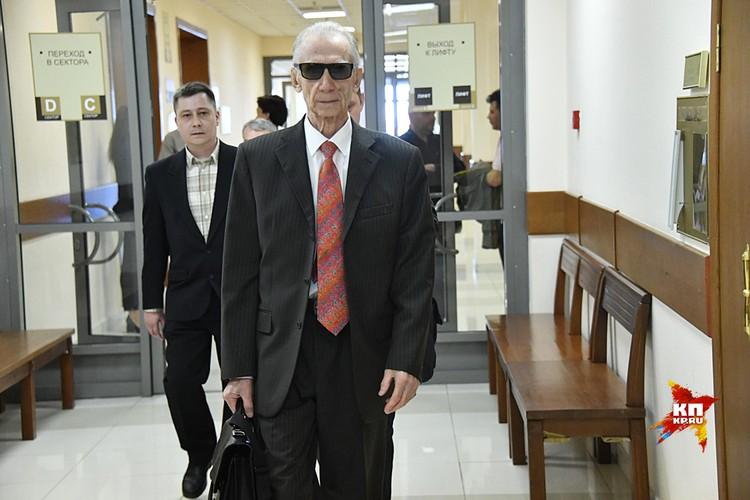 Иван Чернов - бывший топ-менеджер «Роснефти», отец убитой женщины, дедушка обвиняемой