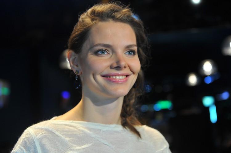 Елизавета Боярская в 2013 году.