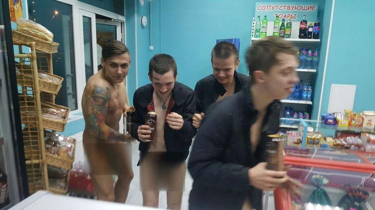 Судя по всему, ребятам было очень весело. ФОТО: vk.com/unreleased_dtp.