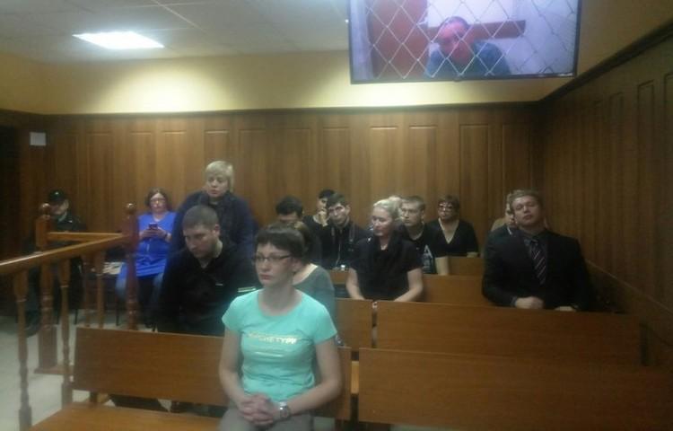 На рассмотрение апелляции по делу Сергея Генина пришли шесть потерпевших