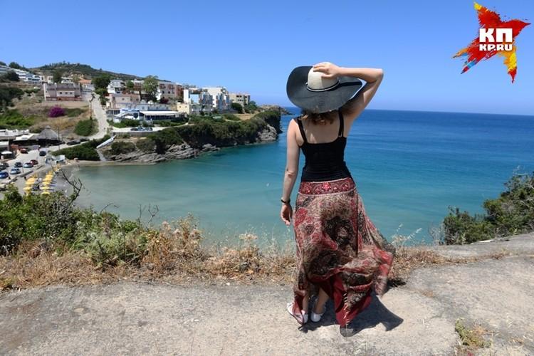 Крит - красотища!