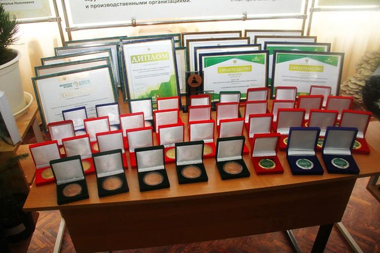 За последние годы НГСХА получила десятки золотых медалей на международных аграрных выставках.