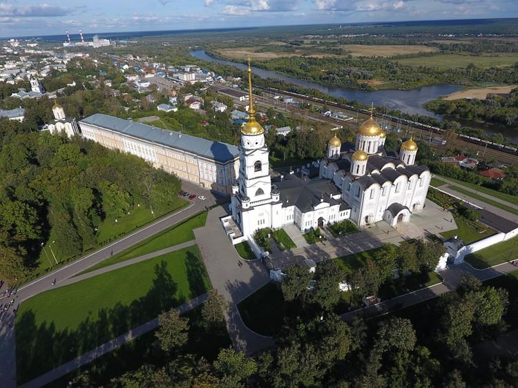 Тур «Золотое кольцо России» включает 11 городов.