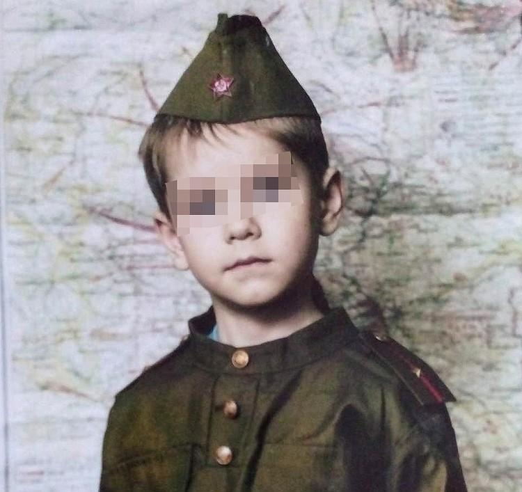 Погибший в результате наезда Айрат Муратов.