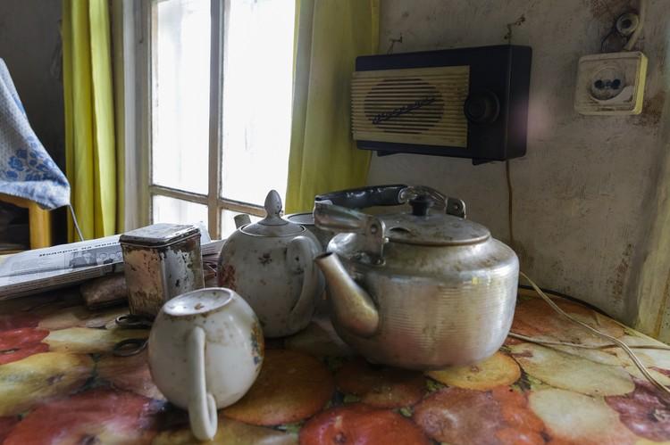 «Телевизор, свет, радио – все удобства в доме есть. Чего еще надо?» - недоумевает одинокий пенсионер.