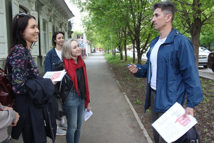 Волонтеры делают все бесплатно. Фото: Кристина Абрамичева