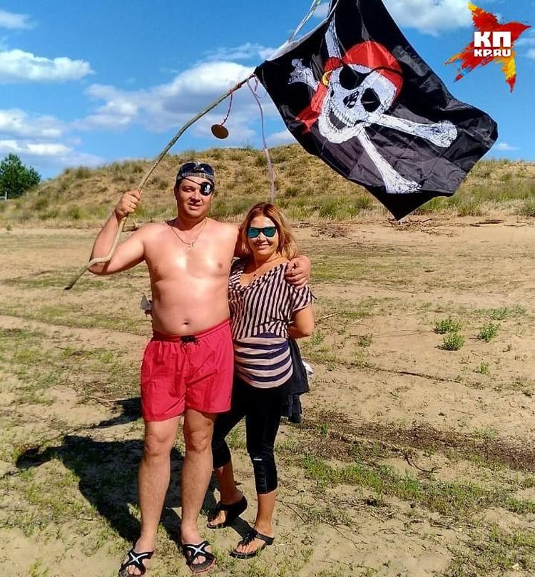 Виталию исполнилось 43 года, и все о чем он мечтал - любящая семья и хорошее образование дать дочери.