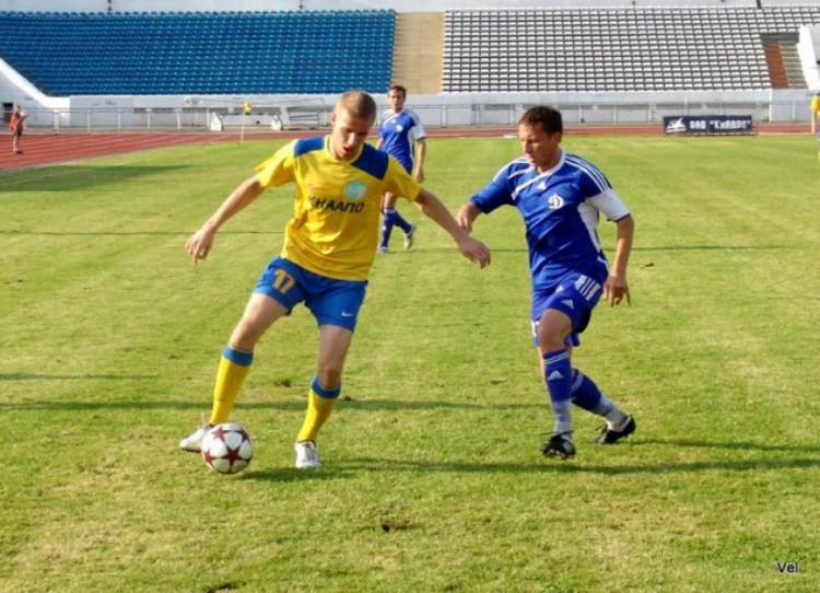 Фото: комсомольский футбольный клуб «Смена»