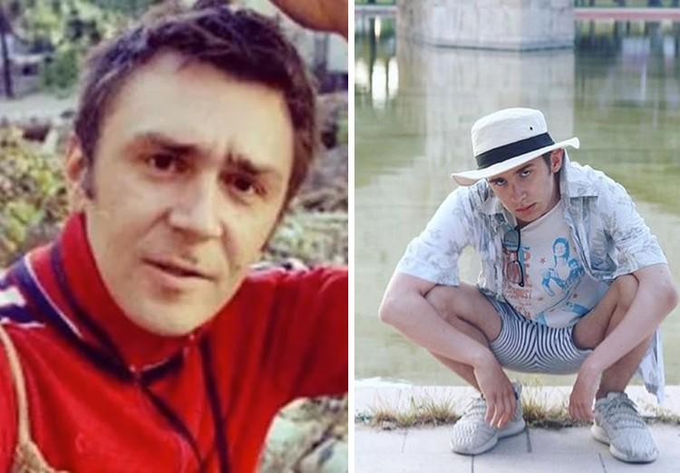Павел-Аполлон сильно похож на отца.