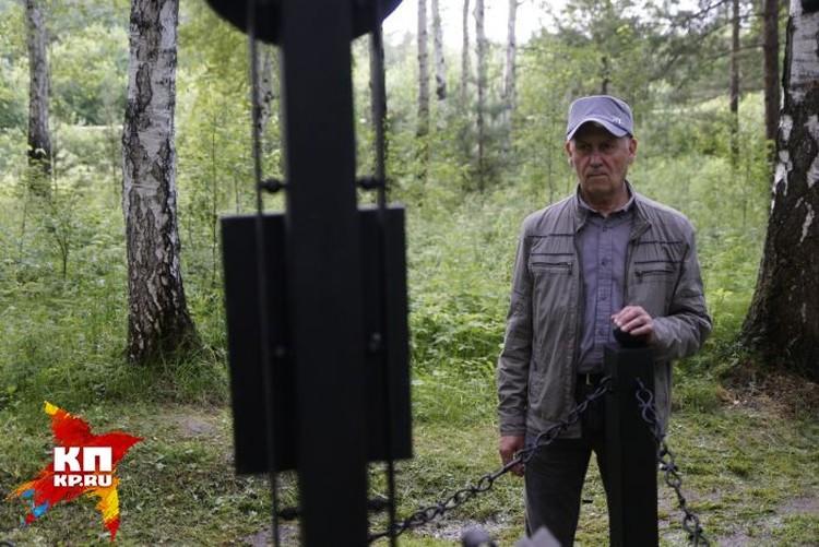 """Геннадий Васильев: """"После того, как мы нашли царскую могилу в 1979-м, мы навещали ее каждый год"""""""