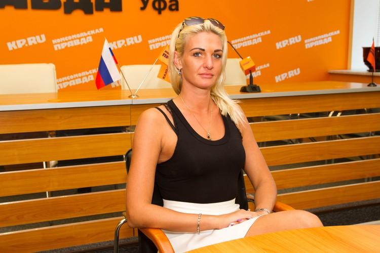 Ксения планирует вернуться в спорт