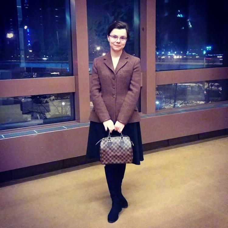 Татьяна — выпускница Московского университета искусства и культуры (МГУКИ), по образованию она арт-менеджер.