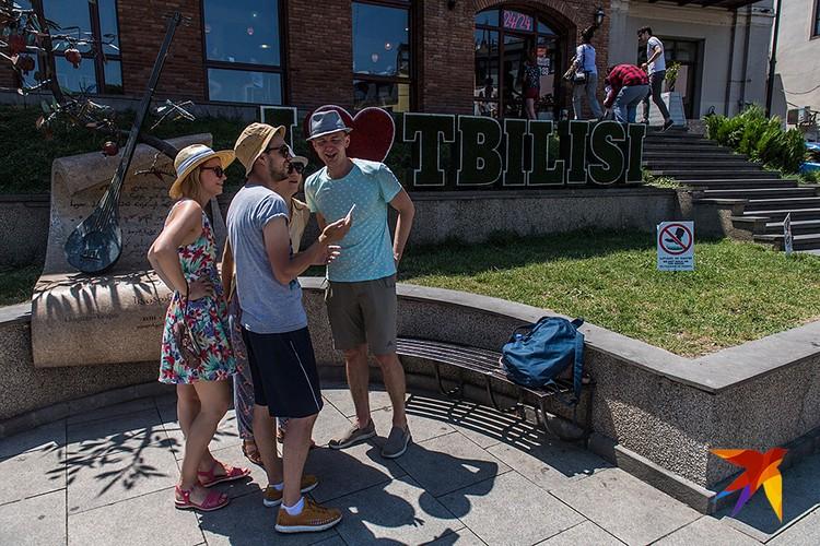 Грузия переживает туристический бум
