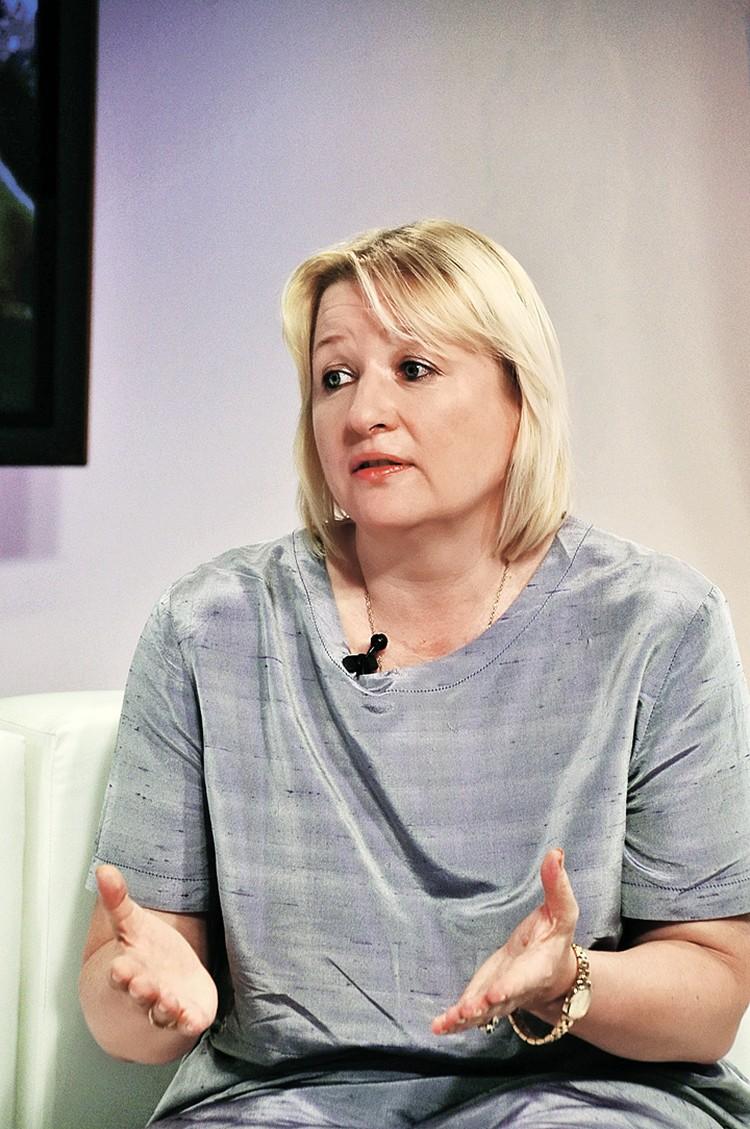 Аналитик Института системно-стратегического анализа Елена Ларина.