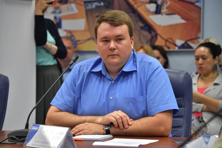 Павел Травкин