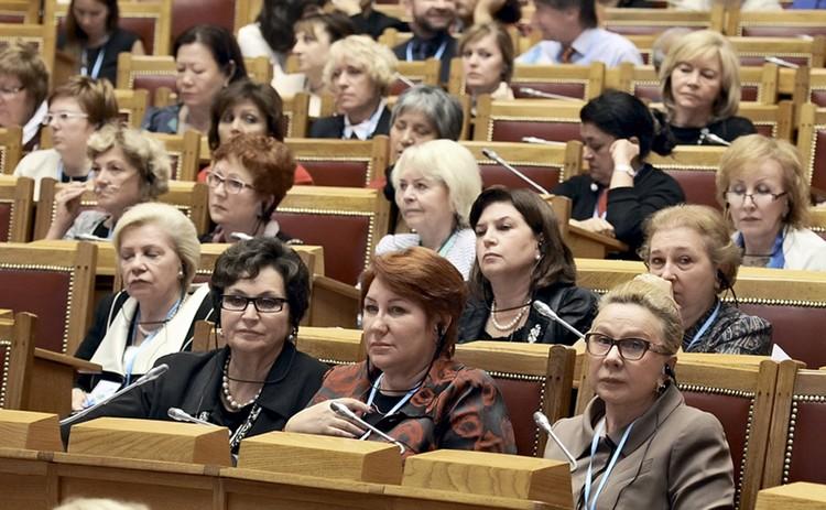Цель форума – обсудить насущные вопросы экономики, энергетики, социального прогресса и развития здравоохранения.